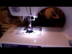 how to use a project runway limited edition sewing machine parts 1-4