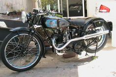 levis motorcycle | 1937 Levis 250cc Classic Motorcycle Pictures