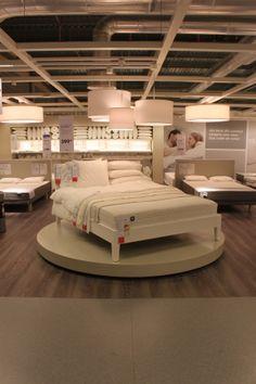 Ikea Store - Mattress