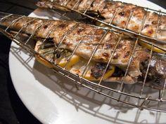 Smoker Recipes, Grilling Recipes, Fish Recipes, Healthy Recipes, Chicken Lasagne, Bbq Chicken, Bbq Grill, Barbecue, Bbq Desserts