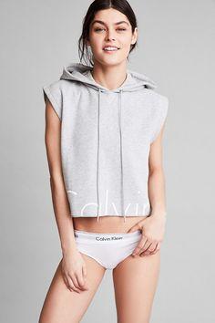 Calvin Klein For UO Modern Capsule Sleeveless Hoodie Sweatshirt Calvin Klein  Underwear, Calvin Klein Jeans fe2135b7eb