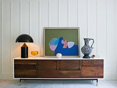 Love this sideboard
