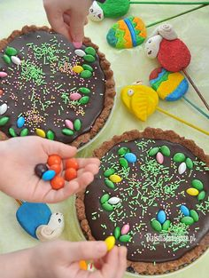 No Bake Cake, Easter, Sugar, Cupcakes, Cookies, Baking, Food, Kitchen, Recipes