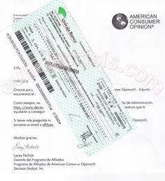 Ayer he recibido el cuarto pago de American Consumer Opinion. Concretamente el del mes de Marzo, de 21.50 $: http://evitalacrisis.com/comprobantes-de-pagos/recibido-el-cuarto-pago-de-american-consumer-opinion/