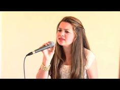 Emeli Sande-Next To Me Cover By 13 year old Sylvia Lee Walker sings like a PRO!