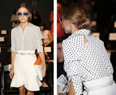 Olivia Palermo - Tibi - Official Site