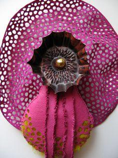 Art Jewelry, Natalya Pinchuk, Artist