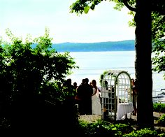 Lakeside Wedding at The Geneva Inn in Lake Geneva