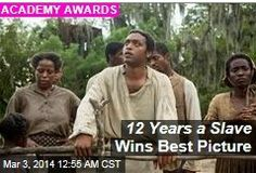 "Latest news:  12 Years a Slave Wins Best Picture.  Some of the Oscar Winners:  Best original score: Gravity/ Best original song: ""Let It Go,"" Frozen / Best adapted screenplay: 12 Years a Slave / Best original screenplay: Her / Best director: Alfonso Cuaron, Gravity / Best actress: Cate Blanchett, Blue Jasmine  Best actor: Matthew McConaughey, Dallas Buyers Club / Best picture: 12 Years a Slave.  Get all the latest news on your favorite celebs at www.CelebrityDazzle.com!"