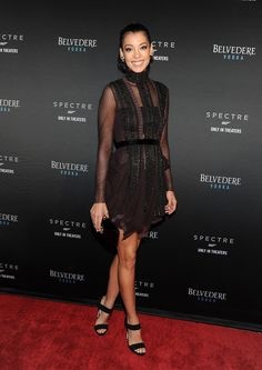 Stephanie Sigman - She might have held her own against Daniel Craig in Spectre, but it's her role on Narcos that will truly highlight Sigman's talents. Add a Marchesa dress on the carpet and 2016 looks to be a winning year for the actress.