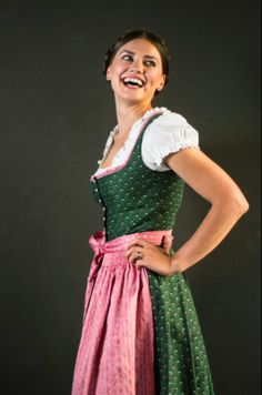 So a scheens Lachen von der Olga in Gottseidank!