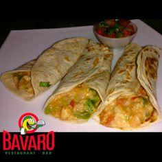 #HoyMeDieronGanasDe unas Burritas de Camarón del BAVARO para tener un #BuenIniciodeSemana #felizlunes