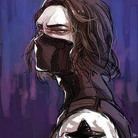 http://shadowsillusionist.deviantart.com/art/The-Winter-Soldier-435119187