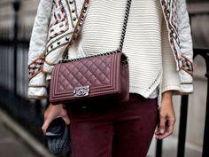 Chanel | Boy Bag Medium Lambskin