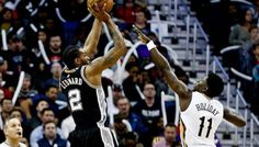 Après prolongation, les Spurs résistent au «Big Three» des Pelicans -  Après leur victoire de justesse face aux Pacers, les Spurs ont remis le couvert cette nuit à la Nouvelle-Orléans, où Anthony Davis (29 points, 9 rebonds) et DeMarcus Cousins (19… Lire la suite»  http://www.basketusa.com/wp-content/uploads/2017/03/leonard-holiday-570x325.jpg - Par http://www.78682homes.com/apres-prolongation-les-spurs-resistent-au-big-th