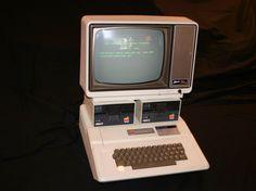The Apple ][ Computer - Matt's first computer 1982