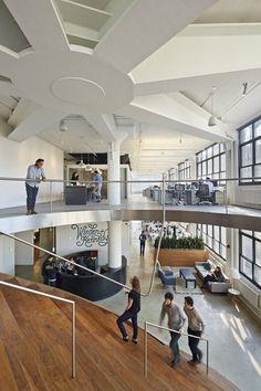 Wieden Kennedy Offices New York 2014