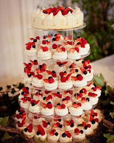 24 Totally Unique Wedding Cupcake Ideas ❤ wedding cupcake ideas lola rose photography #weddingforward #wedding #bride