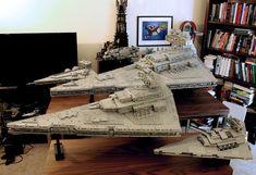 All Star destroyer models