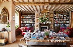 Amanda Brooks's English country house | archdigest.com