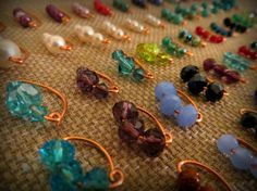 Pick 10 Jewel Belly Button Rings / NickelFree Copper by ZenGem, $85.00 FREE SHIPPING