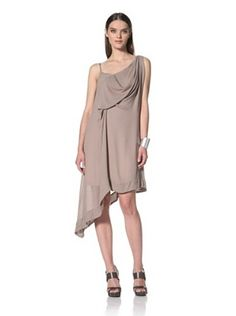 Religion Women's Earth Dress (Taupe)