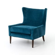Living Room | MARLOW WING CHAIR. This one is very affordable