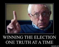#FeelTheBern. #Sanders2016!