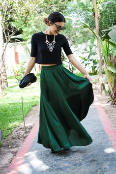 Keen on Green by Anisa Sojka   ASOS Fashion Finder