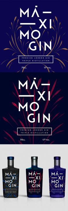 Máximo Gin on Behance