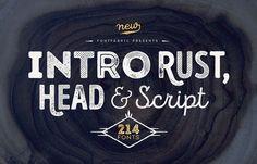 Intro Rust on Behance