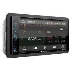 "Soundstream VRN-65HB 2-DIN GPS DVD Bluetooth Receiver w/ 6.2"" LCD Touchscreen #Soundstream"
