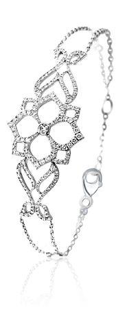Messika SS12: Bracelet Eden M - sublime.