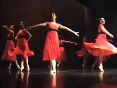 How Great Is Our God • Paradosi Christian Ballet Company • Worship Dance Video - YouTube