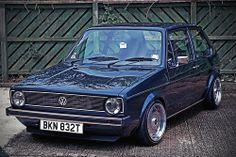 VW Golf Mk1 Awesome GTi Meet