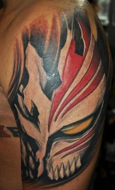 What is the BEST anime tattoo you've ever seen? (Or do you have ...