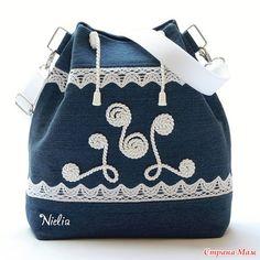 Гуляла я как-то по Pinterest (ох не стоит туда заходить). Смотрю симпатичная сумочка, чуть дальше похожая, но не она, и еще одна.