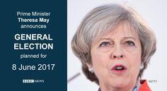Manifesto Pledges and Rallying Cries #GE2017