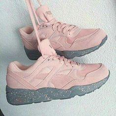 f1ffa3cefa2e5 Puma shoes discovered by demi on We Heart It