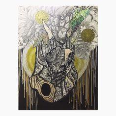 #mothernature . 2017 . . #studio  #imagine #artwall #collector #artist  #artfair #artist #painting #drawing  #art #artwork #sophiakim