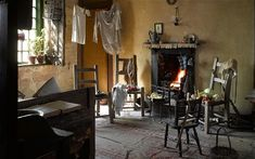 18th century room poor - Szukaj w Google