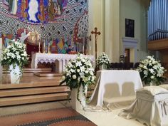 Addobbi floreali per matrimoni e cerimonie