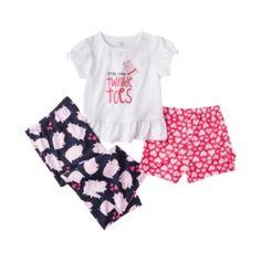 Twinkle Toes Pajamas