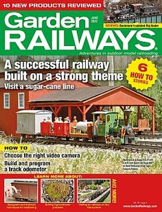 Garden Railways - June 2012English | PDF | 92 pages | 137 MB
