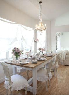 Querido Refúgio, Blog de decoração e organização com loja virtual: Branco Shabby-chic
