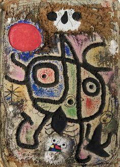 Joan Miró - Peinture (1953)