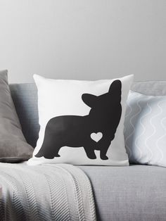 Show the world that you love your Corgi. • Also buy this artwork on home decor, apparel, stickers, and more.