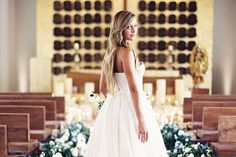 Enchanting + Ethereal Wedding Inspiration in Riviera Maya, Mexico
