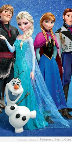 Disney — Frozen – Elsa Cosplay Costume