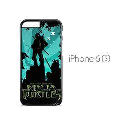 TMNT Ninja Turtles iPhone 6s Case